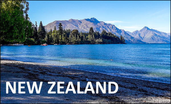 Destination: New Zealand. An essential travel guide.