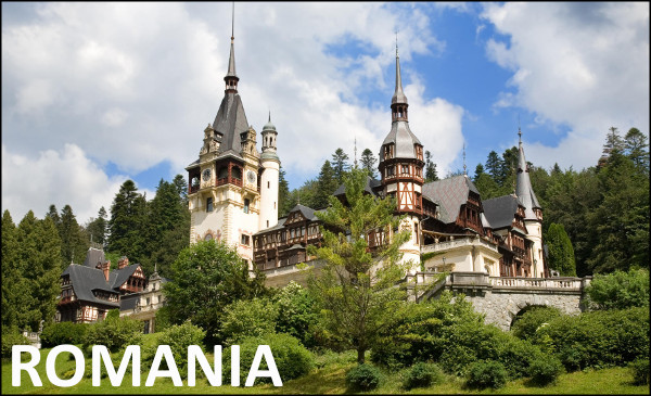 Destination: Romania