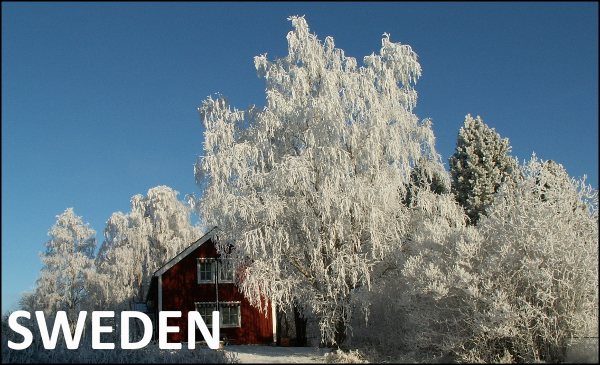 Destination: Sweden