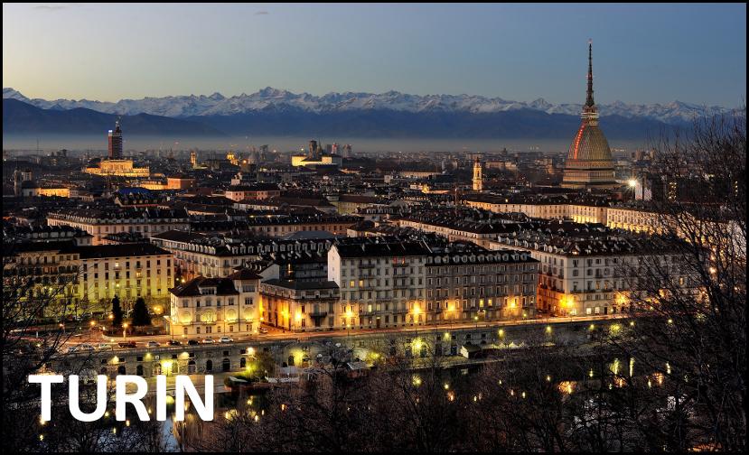 Destination Turin